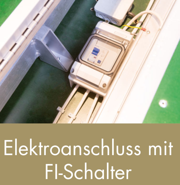 Elektroanschluss